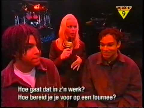 3T - TMF Extra - 1996 - Brotherhood Tour