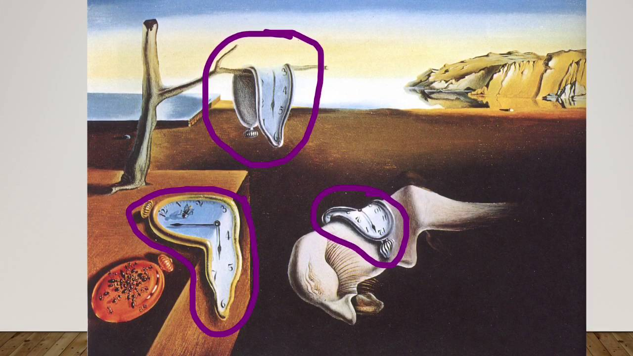 a literary analysis of the persistence of memory by salvador dali Persistence of memory essay examples a literary analysis of the persistence of memory by the persistence of memory by salvador dali on page 428 is one his.