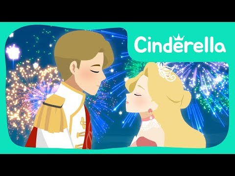 Cinderella Fairy Tale And Bedtime Stories In English Kids Story Princess