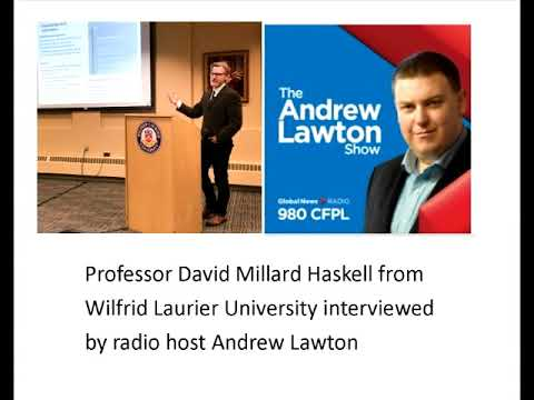 Wilfrid Laurier University Punishes Grad Student for Free Expression