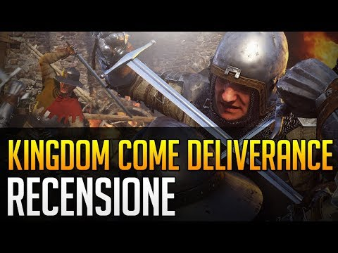 Kingdom Come Deliverance: la recensione dell'atteso action RPG medievale