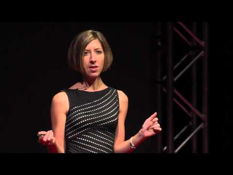 TED talk- Getting Stuck in the Negatives.