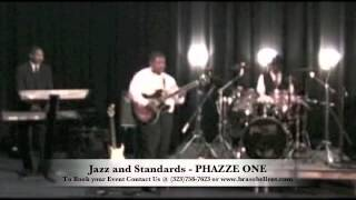 Jazz & Standards - Phazze One Band - Promo Clip