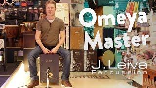 [Cajon] J.Leiva Omeya Master - Par Tim - Boullard Musique