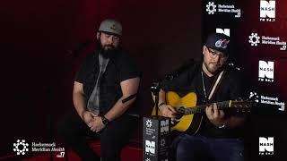 Mitchell Tenpenny LIVE from HMH Stage 17! Video