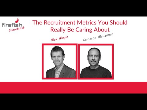 The Recruitment Metrics You Should Really Be Caring About