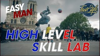 HIGH LEVEL SKILL LAB ft FOOTSTYLE p1