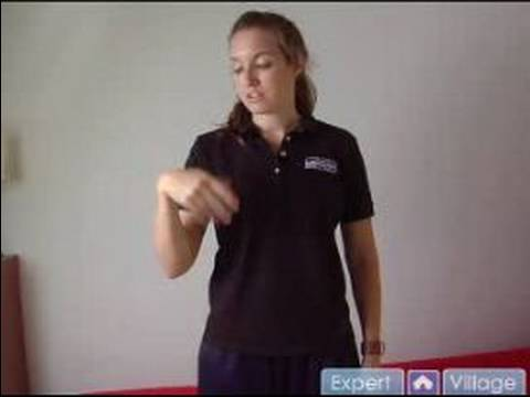 How to Treat Complex Regional Pain Syndrome : Wrist Exercises for Complex Regional Pain Syndrome