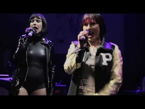 Saffron from Republica & The Girl From Mars: Ready to Go