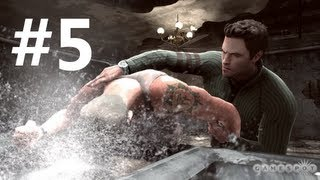 The Bourne Conspiracy Gameplay Walkthrough Part 5