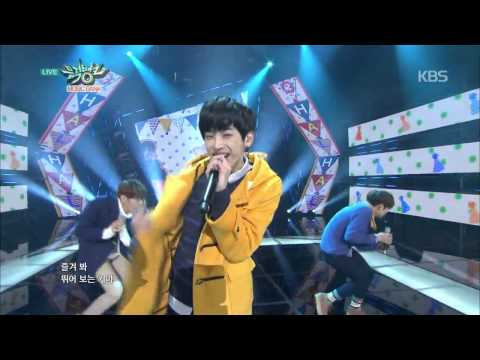 [HIT] 뮤직뱅크-헤일로(HALO) - SURPRISE.20150109