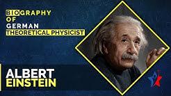 Albert Einstein Biography in English