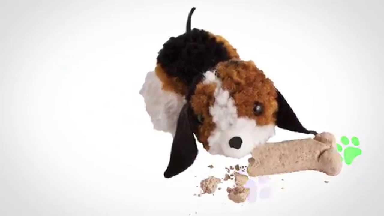 Cachorros pomp n youtube - Como hacer pompones con lana ...