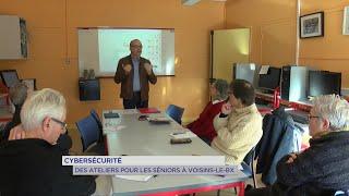 Yvelines | Cybersécurité : des ateliers pour les séniors à Voisins-le-Bx