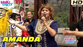 "AMANDA PORTALES ""Morenadas y Caporales"" (Full HD) - Miski Takiy (21/Nov/2015)"
