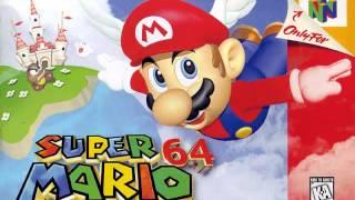 Super Mario 64 (N64) - Main Theme / Bomb-Omb Battlefield - 10 …