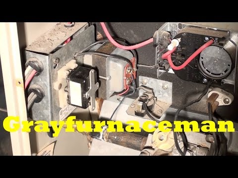 How the fan center works - YouTube R Thermostat Relay Wiring on