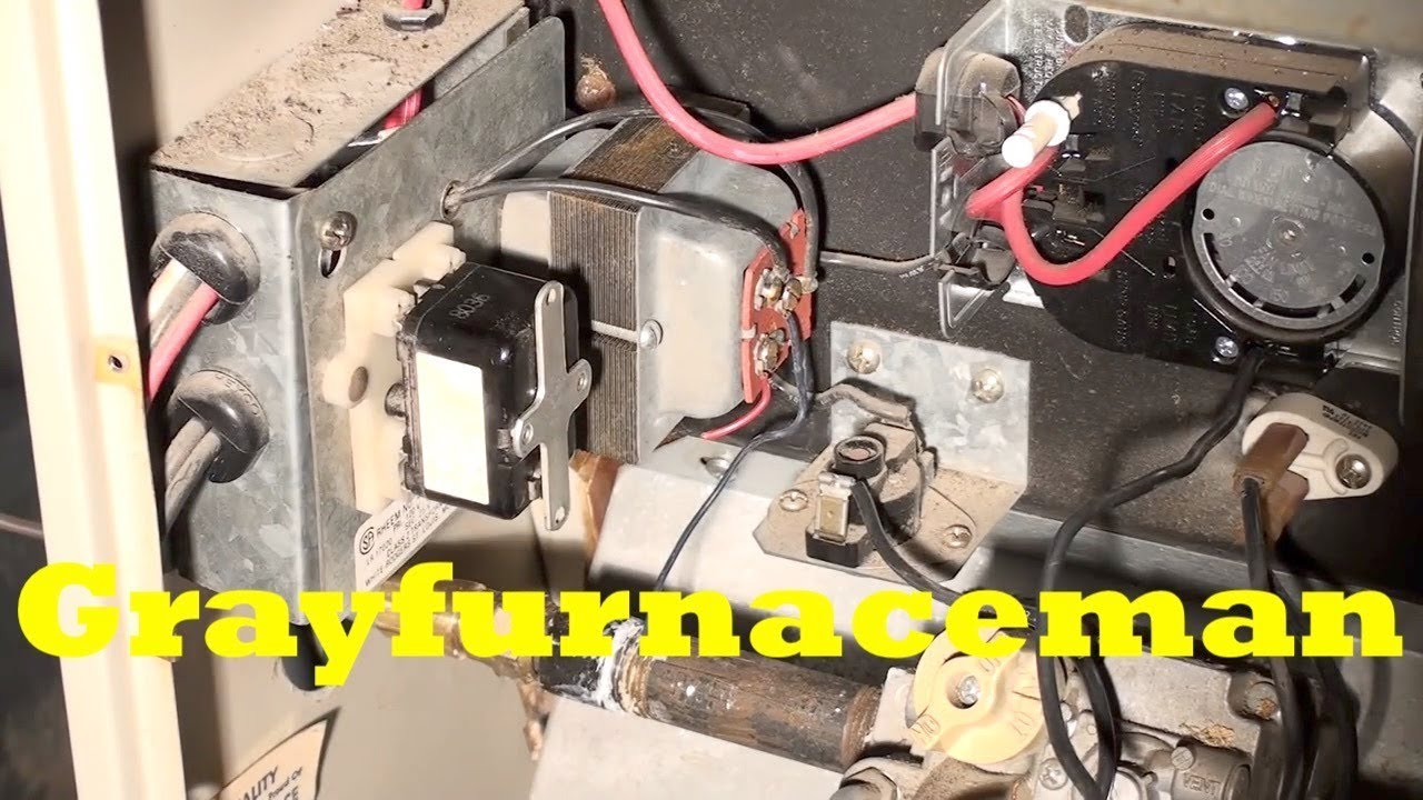 How the fan center works Gas Heater Furnace Fan Relay Wiring Diagram on