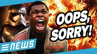 Star Wars 8 Drehbuch-Fail: Figur fast gestorben - FLIPPS News