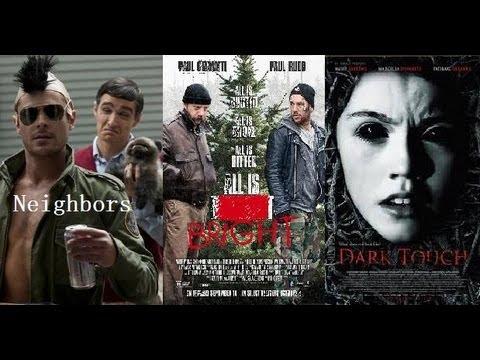 Trailer Thursdays: Neighbors, All Is Bright, Dark Touch