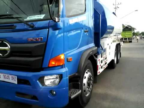 Hot New Armada Truk Tangki Pertamina Mesin Hino 500 8000 Liter By Muhammad Supendi