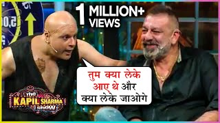 Kapil Sharma Krushna Abhishek FUN TIME With Team Prassthanam | Sanjay Dutt | The Kapil Sharma Show