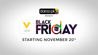VEON Black Friday to unlock phone and TV mega deals on Nov 23