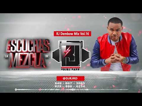 DJ RJ Dembow Mix Vol.16