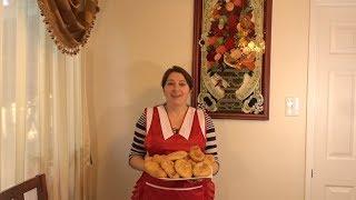 НЕЖНЫЕ  ТОНКИЕ  ПИРОЖКИ  с картошкой и куриной  печенью