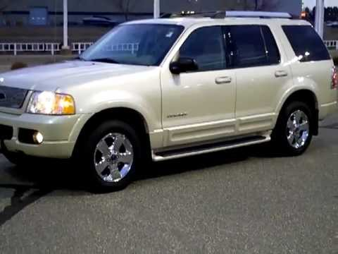Ford Explorer Limited >> 2005 Ford Explorer AWD Limited Edition *Loaded* - YouTube