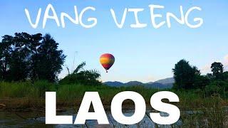 Vang Vieng Laos Blue Lagoon No. 1