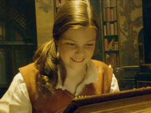 """Narnia: Voyage of the Dawn Treader Movie Clip """"Book of Incantations"""" Official (HD)"""