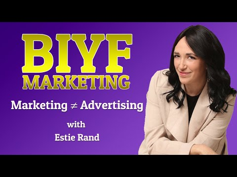 Marketing vs Advertising - the difference between marketing and advertising: what is marketing?