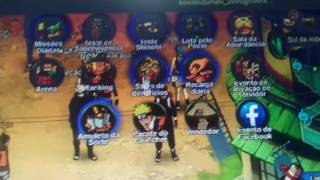 Hack Naruto online (Parte 1) ninja game br
