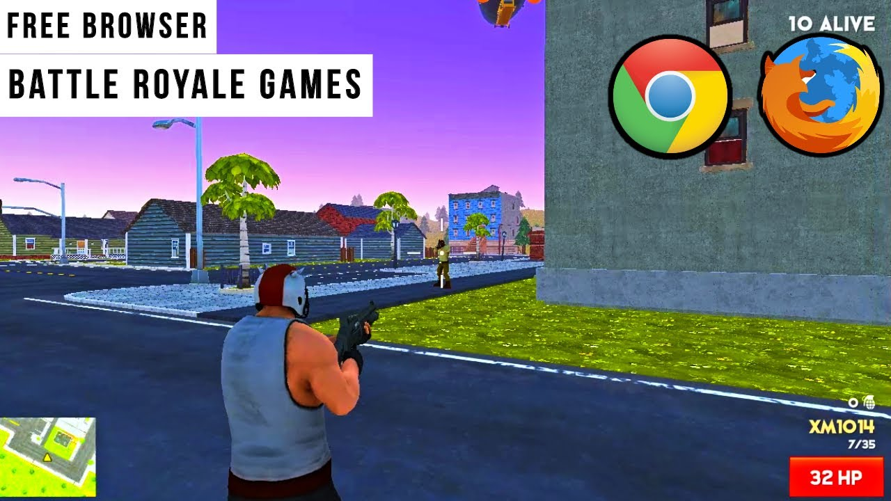 battle royale free games no download