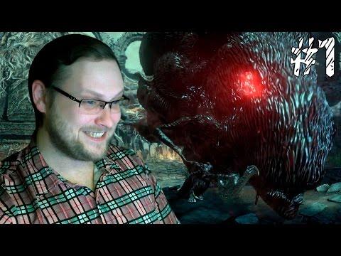 Рождение мага ● Dark Souls 3 #1 [PC] 1080р60 Max Settings