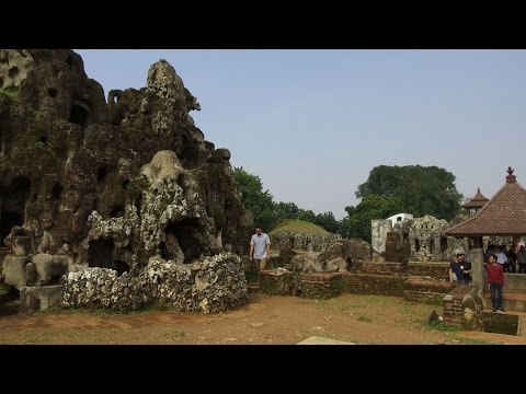 VLOG PPA Cultural Trip 2017 Goa Sunyaragi by IT in 4K