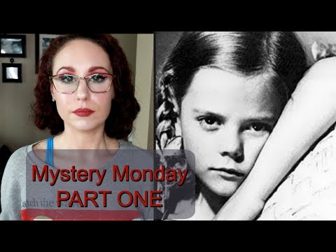 The Tragic Life And Death Of Natalie Wood: Mystery Monday: Part One