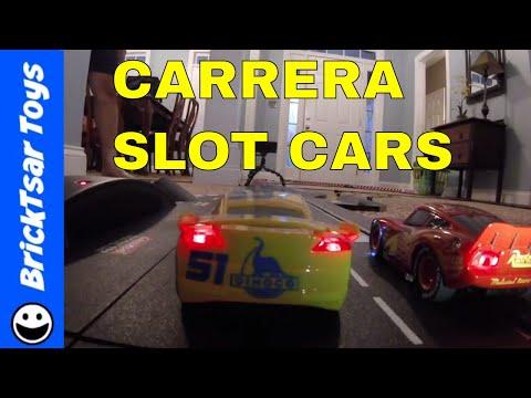 Carrera Slot Cars GOPRO Car Ride View Disney Pixar Cars 3  – Digital 132