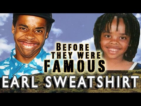 EARL SWEATSHIRT - Before They Were Famous