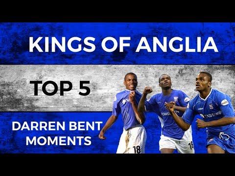 Top 5 Darren Bent Moments At Ipswich Town