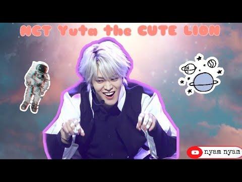 NCT Yuta the CUTE LION