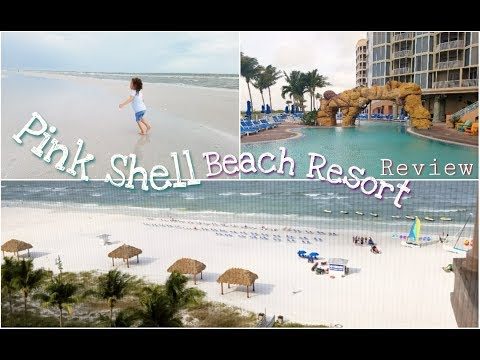 Pink Shell Beach Resort Vlog Review