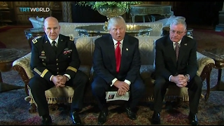The Trump Presidency: McMaster announced as national security adviser