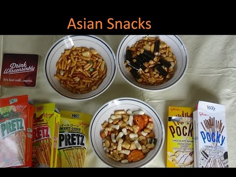 StructuralPotato Challenge: Asian Snacks (Sponcered)