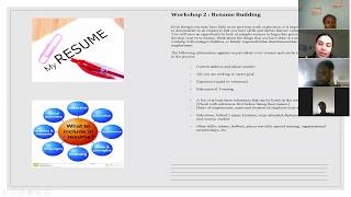 Job Readiness Workshop 2: Resume Building