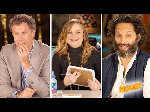 Are You Smarter Than Will Ferrell And Amy Poehler?  Presented By BuzzFeed & The House