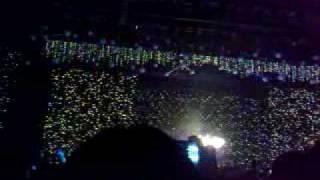 Andy Lau Wonderful World Tour S'pore 08 - 来生缘/一起走过的日子