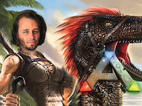 ATTEMPTING TO TAME!! | ARK: Survival Evolved [2]
