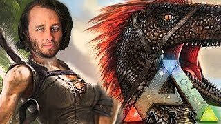 ATTEMPTING TO TAME!!   ARK: Survival Evolved [2]